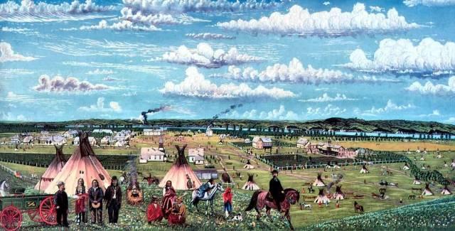 Crow-Creek-Agency-Dakota-Territory