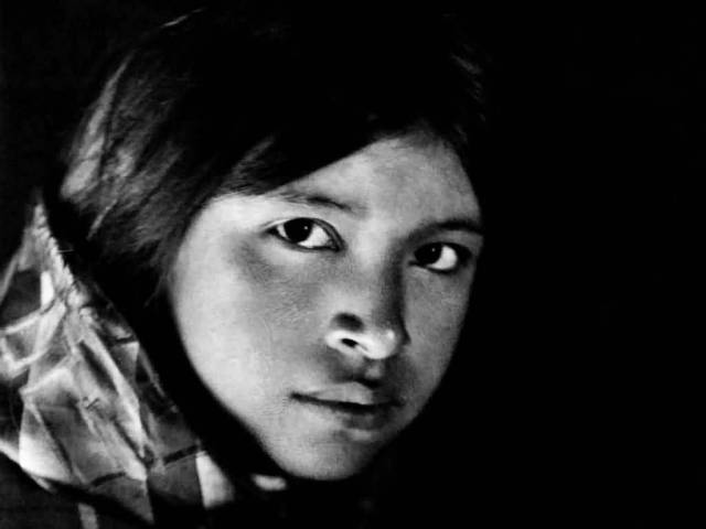 Jennie Lavoraux Nez Perce