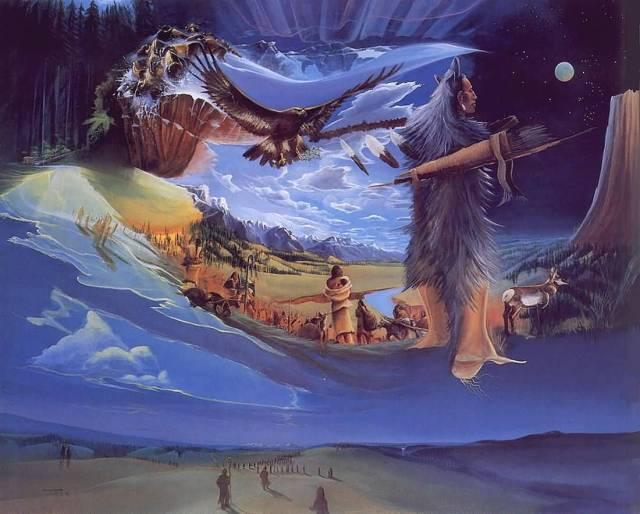 Kiowa-Migration