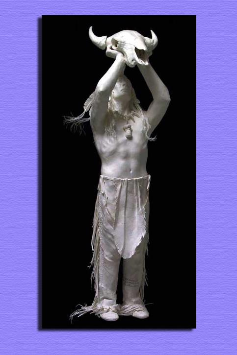 Allen and Patty Eckman, Индейский ритуал