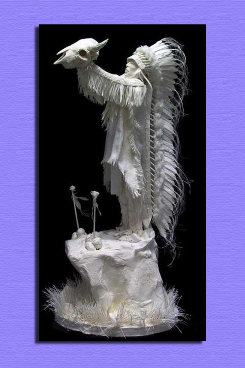 Allen and Patty Eckman. Ритуал вождя